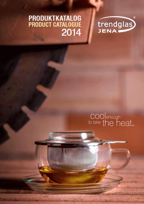 Trendglas JENA Produktkatalog 2014