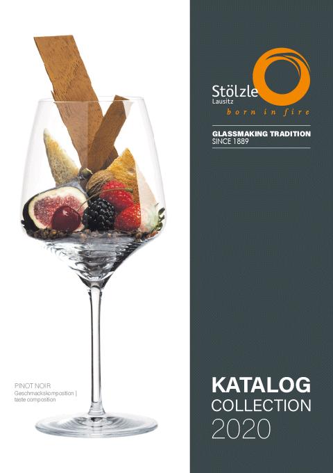 Stölzle Lausitz Katalog 2016