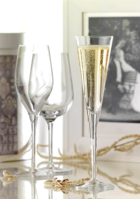 Sekt- & Champagnergläser